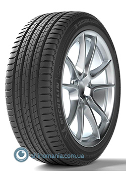 Шина Michelin Latitude Sport 3 - Шиномания